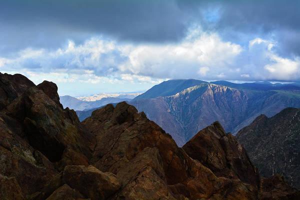 Photograph - San Diego Garnet Peak  by Kyle Hanson