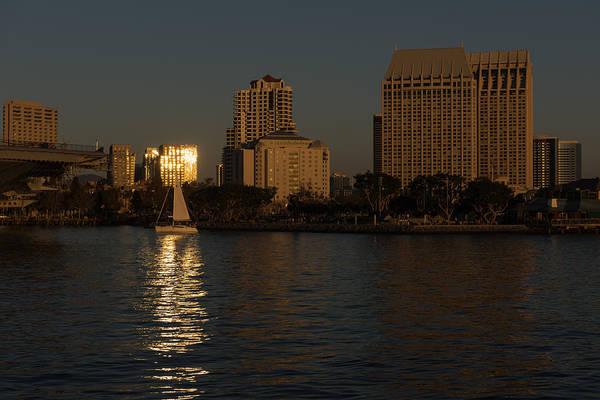 Photograph - San Diego by John Johnson