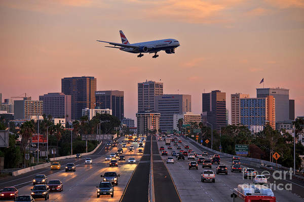Photograph - San Diego Rush Hour  by Sam Antonio Photography