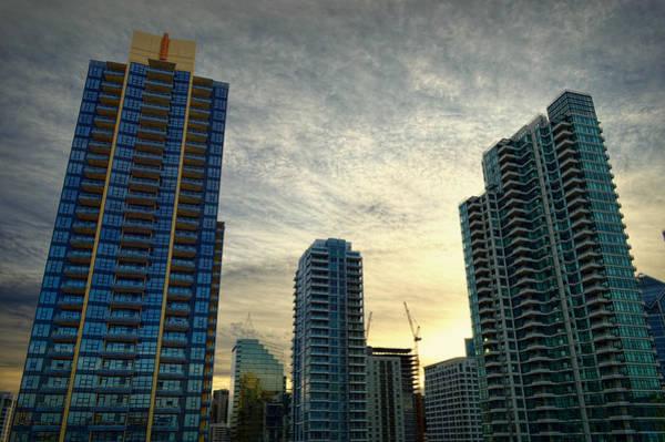 Photograph - San Diego Skyline At Morning by Glenn McCarthy Art and Photography