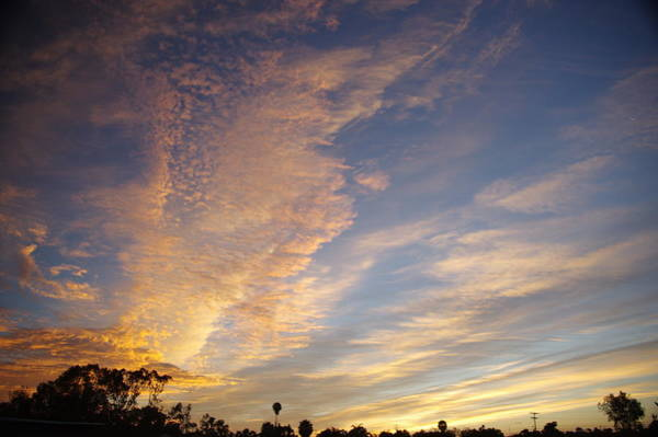 Photograph - San Diego Sunsrise 5 7/12/15 by Phyllis Spoor