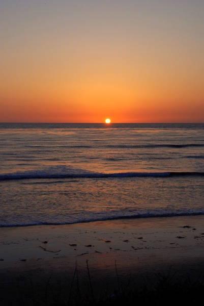 Photograph - San Eljio Sunset Ca by Susanne Van Hulst