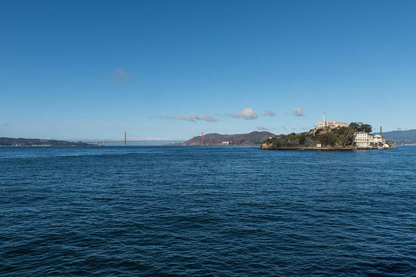Photograph - San Francisco - Alcatraz by John Johnson