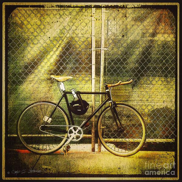 Photograph - San Francisco Bicycle by Craig J Satterlee