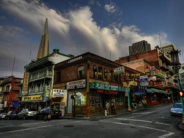 Photograph - San Francisco - Chinatown 002 by Lance Vaughn
