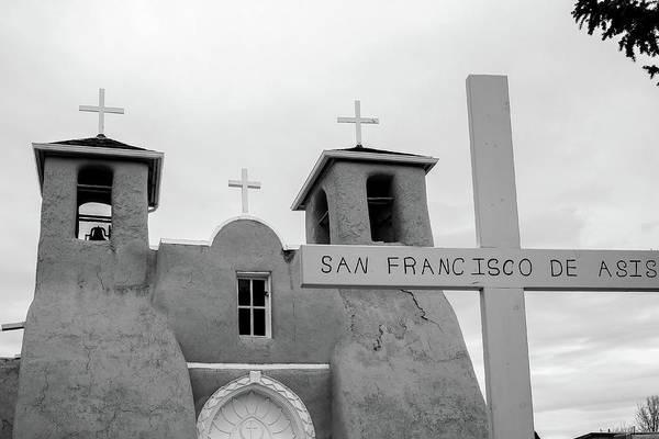 Photograph - San Francisco De Asis Church by John McArthur