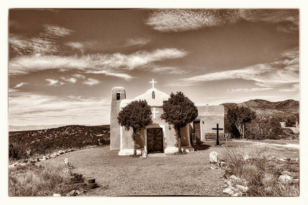 Photograph - San Francisco De Asis  Est 1839 by Robert FERD Frank