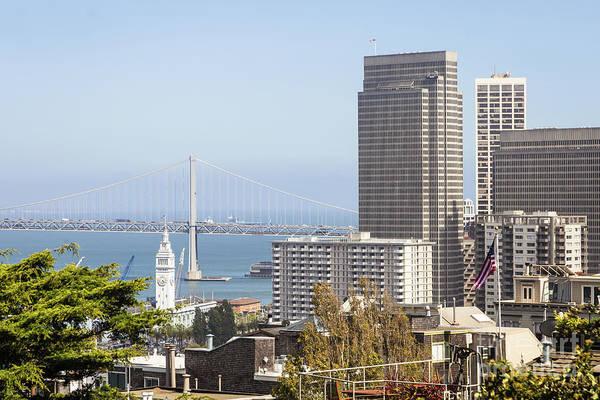 Photograph - San Francisco Embarcadero  by Didier Marti