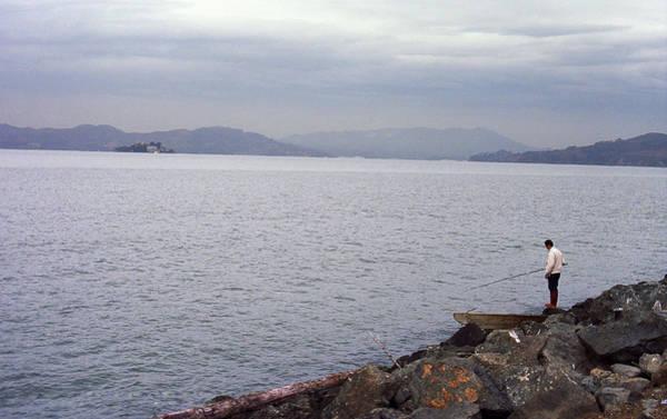 Photograph - San Francisco Fisherman by Frank Romeo