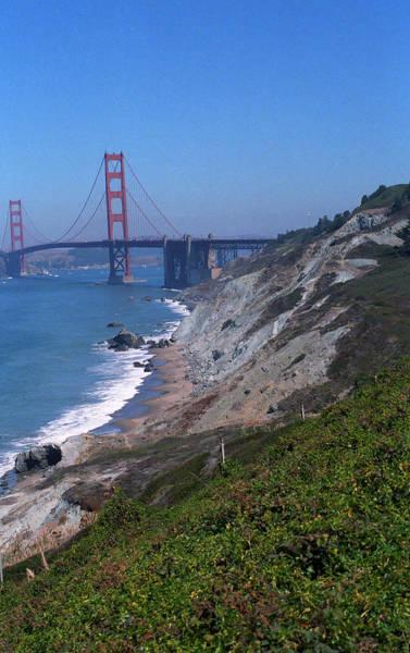 Photograph - San Francisco - Golden Gate Bridge by Frank Romeo