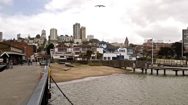 Photograph - San Francisco by Lee Santa
