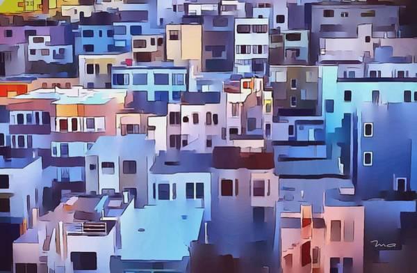 Painting - San Francisco by Mark Taylor