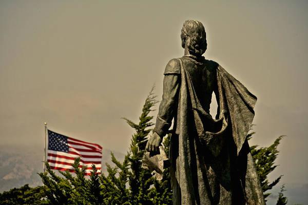 Photograph - San Francisco Monument by Steven Lapkin