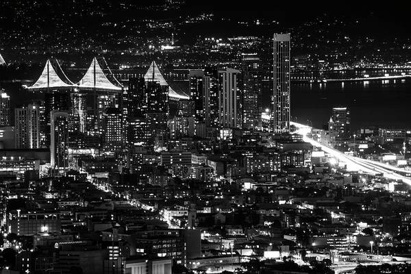 Photograph - San Francisco Nights by Rand