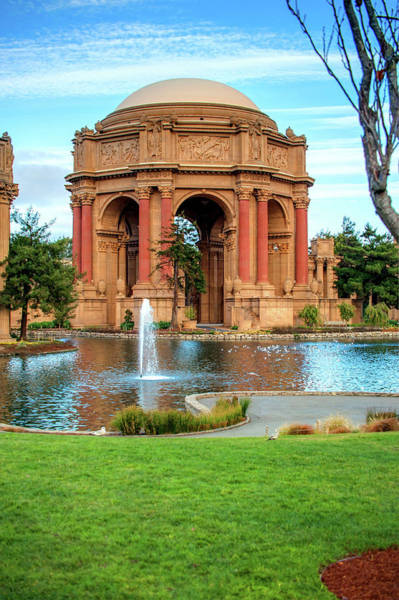 Photograph - San Francisco Palace Of Fine Arts by Gregory Ballos