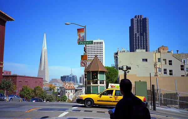 Photograph - San Francisco Powell Street 2007 by Frank Romeo