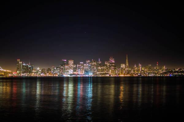 San Francisco Bay Area Photograph - San Francisco Shot by Britten Adams