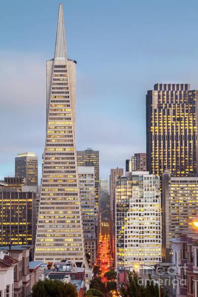 Wall Art - Photograph - San Francisco Skyline 2 by Martin Williams
