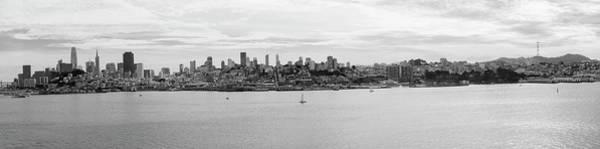 Wall Art - Photograph - San Francisco Skyline by Betty Depee