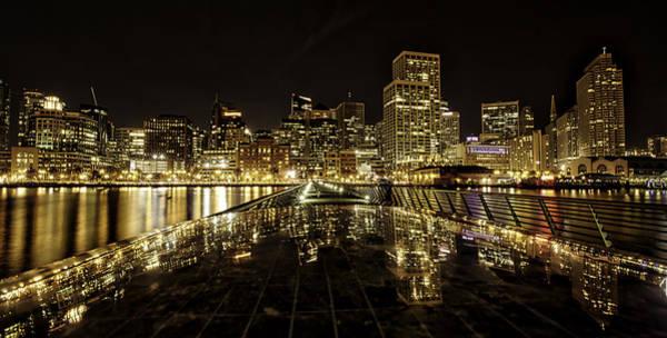 Wall Art - Photograph - San Francisco Skyline by Chris Cousins