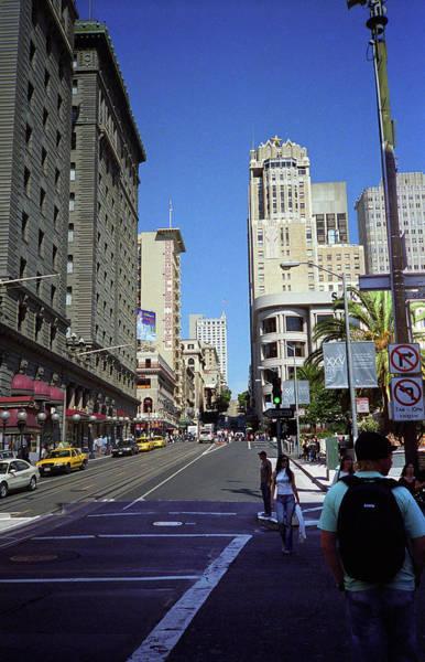 Photograph - San Francisco Street 2 by Frank Romeo