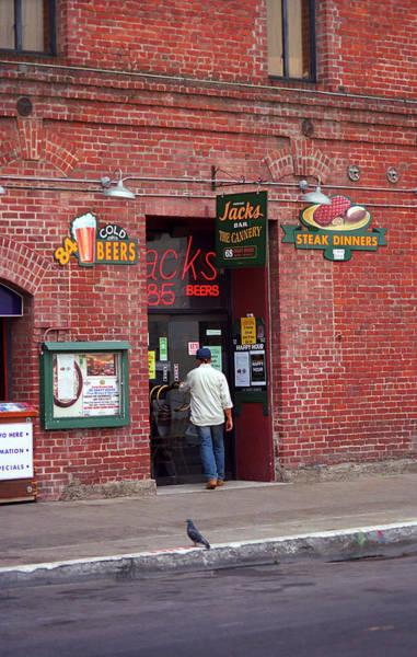 Photograph - San Francisco Tavern 2007 by Frank Romeo