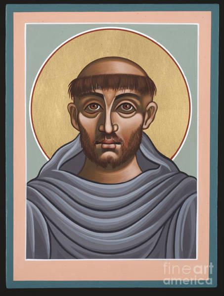 Painting - San Franciso De Asis De Cimabue 140 by William Hart McNichols