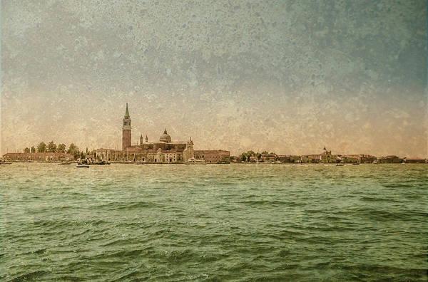 Photograph - Venice, Italy - San Giorgio Dal Bacino II by Mark Forte