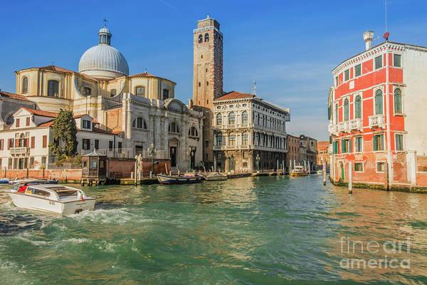 Photograph - San Jeremy Venice by Marina Usmanskaya