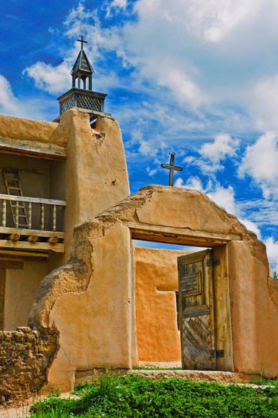 Photograph - San Jose De Gracia by Ginger Wakem