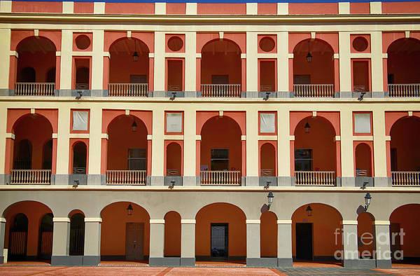Wall Art - Photograph - San Juan Architecture by Mariola Bitner