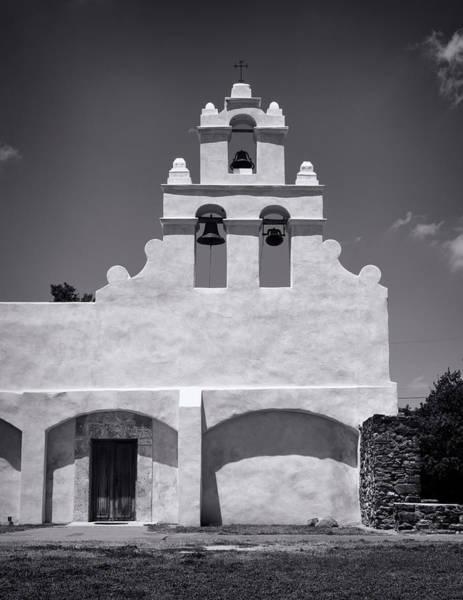 Spanish Mission Photograph - San Juan Capistrano #2 - San Antonio by Stephen Stookey