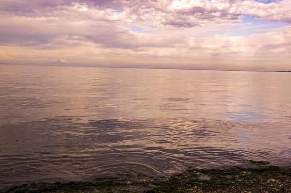 Photograph - San Juan De Fuca Strait And Salish Sea At Dusk by NaturesPix