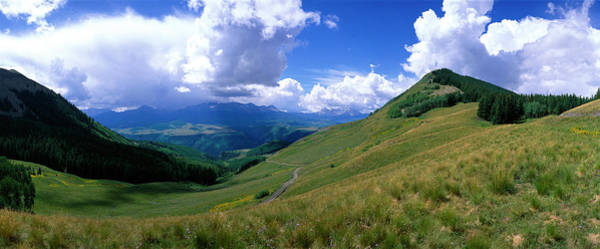 Telluride Photograph - San Juan Mountains Co by Panoramic Images