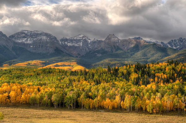 Photograph - San Juan Mountains by Steve Stuller