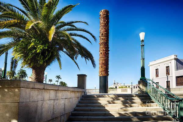 Wall Art - Photograph - San Juan Totem Pole Modern Art by George Oze