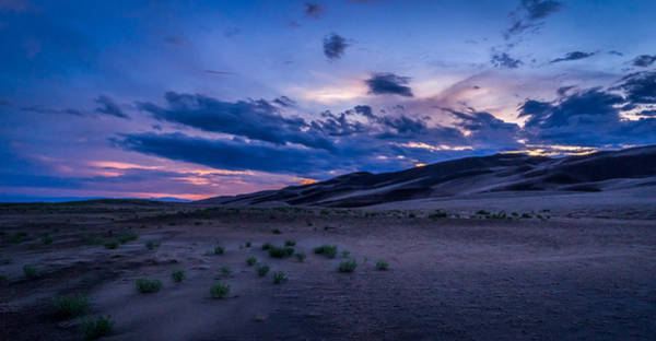 Photograph - San Luis Valley Sunset by Brian  Weiss