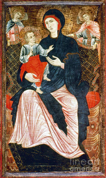 Photograph - San Martino: Madonna by Granger