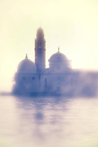 Fuzzy Photograph - San Michele by Joana Kruse