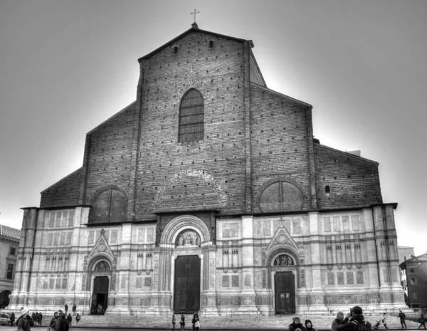 Photograph - San Petronio Basilica by Bill Hamilton