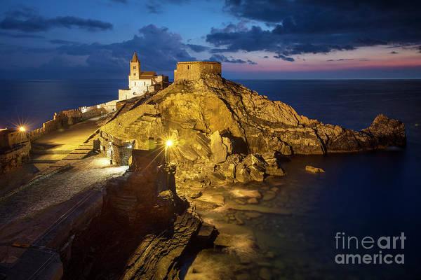 Wall Art - Photograph - San Pietro Night by Brian Jannsen