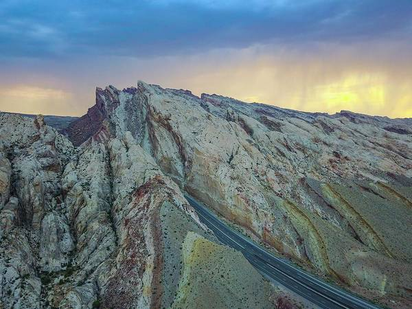 Photograph - San Rafael Reef by Rand