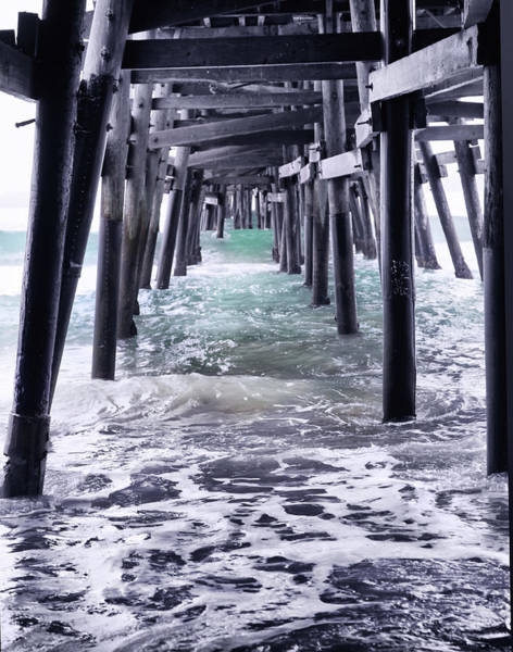 Wall Art - Photograph - Sanclemente Pier by Rosanne Nitti