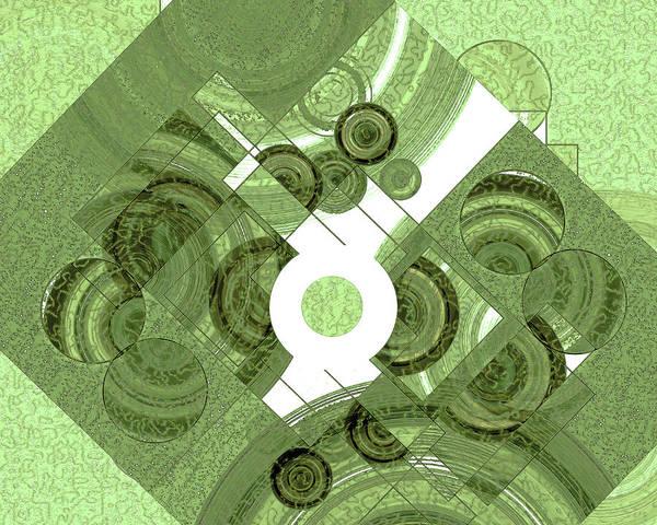 Digital Art - Sanctity Of The Disc 11 by Lynda Lehmann