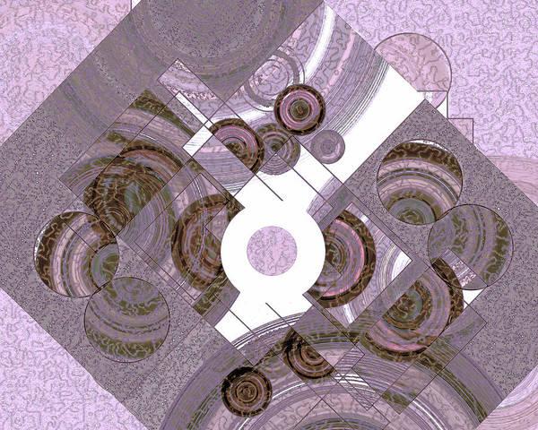 Digital Art - Sanctity Of The Disc 7 by Lynda Lehmann