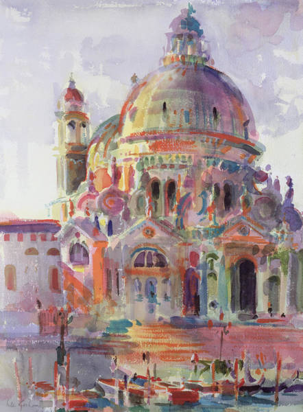 Dome Painting - Sanctuary by Peter Graham