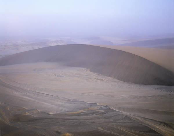 Photograph - Sand And Fog by Robert Potts