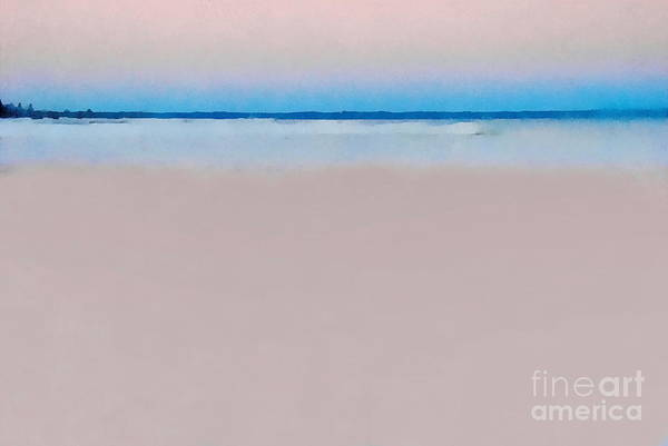 Photograph - Sand And Sea by Andrea Kollo