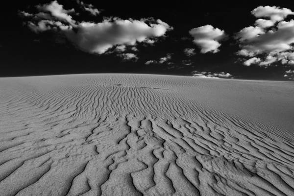 Photograph - Sand And Sky by Rand