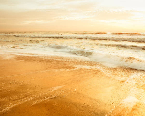 Photograph - Sand And Surf by Lisa McStamp